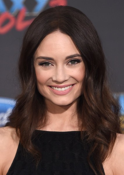 Mallory Jansen as Viper in Female Marvel Characters