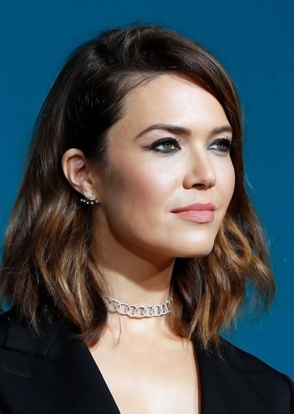 Mandy Moore as Rapunzel in Ralph Breaks the Internet princesses