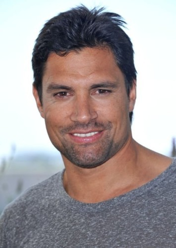 Manu Bennett as Rock in Soulcalibur (Old Timeline)
