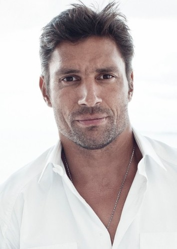 Manu Bennett as Daniel Pinkerton in Uncharted (TV series)
