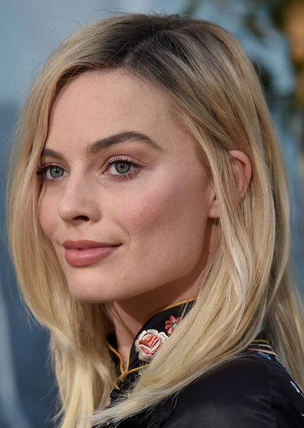 Margot Robbie as Madonna in Rockstars Biopics