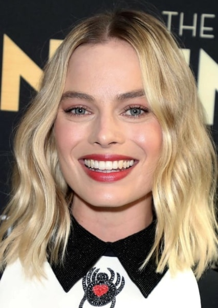 Margot Robbie as Sadie Adler in Red Dead Redemption 2