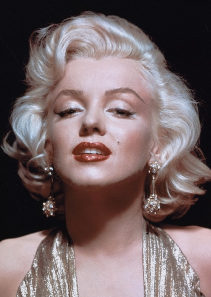 Marilyn Monroe as 4 in My Top 10 Most Beautiful Women That Ever Lived