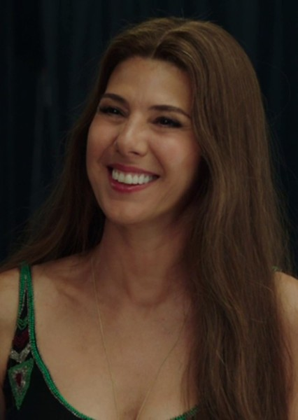 Marisa Tomei as May Parker in Spider-Man: Sinister Six