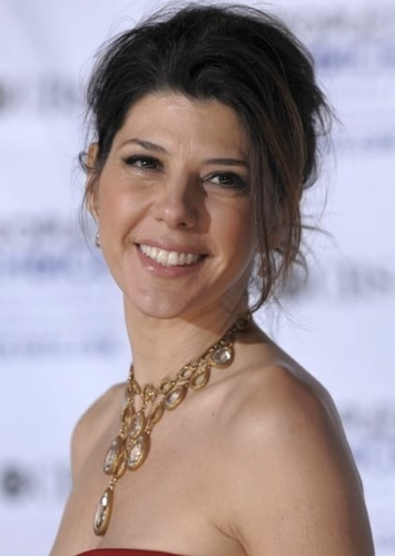 Marisa Tomei as Aunt May Parker in Friendly Neighborhood Spider-Man