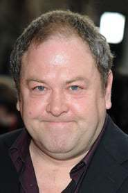 Mark Addy as Rubeus Hagrid in Harry Potter