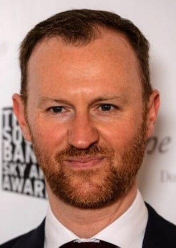 Mark Gatiss as Noel Coward in The Name's Bond