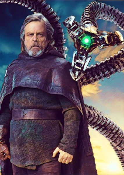Mark Hamill as Otto Octavius in Marvel Studio's Spider-Man