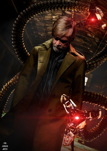 Mark Hamill as Actor#6 in Actors Who Should Play Doctor Octopus For Marvel Cinematic Universe