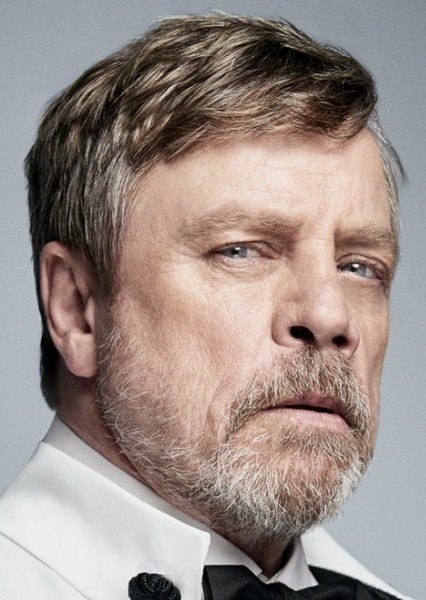 Mark Hamill as Pierce Hawthorne in Community (2020)