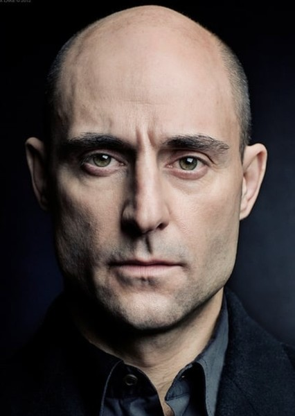 Mark Strong as R.W. Ableton in Tomatoes V.S. Blueberries