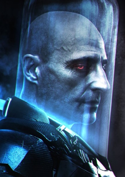 Mark Strong as Mr. Freeze in Batman trilogy