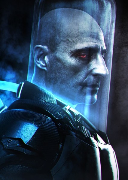 Mark Strong as Victor Fries (Mr. Freeze) in All Superheroes and Villains (DC, Marvel, & Dark Horse Comics)