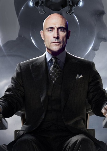 Mark Strong as Professor X in MCU Future Characters