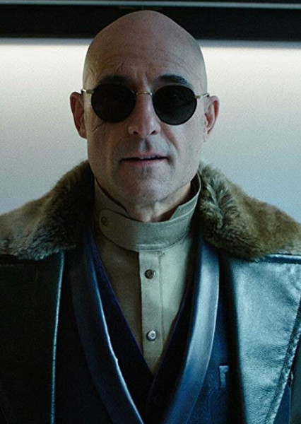 Mark Strong as Doctor Sivana in The Legion of Doom (DCEU)