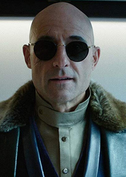 Mark Strong as Lex Luthor in The Batman/Superman: World's Finest