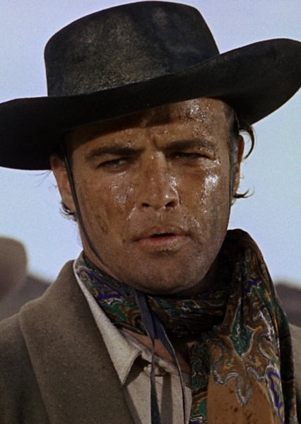 Marlon Brando as Cowboy in The Ballad of Buster Scruggs: 1960s Edition