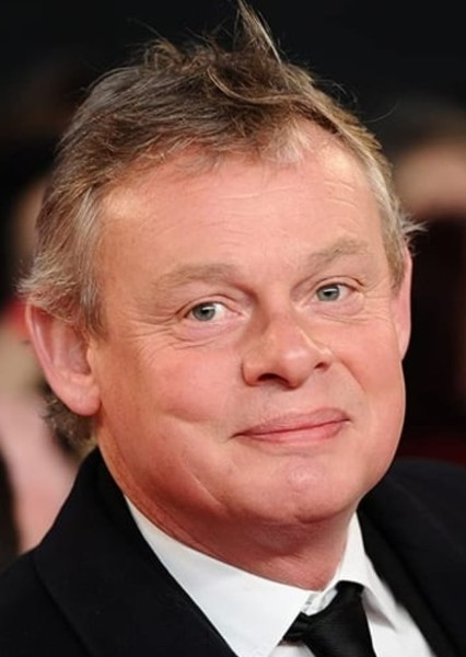 Martin Clunes as Jamie Laird in Succession (90s)