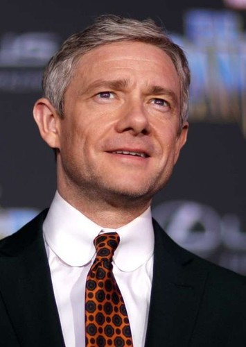 Martin Freeman as Everett K Ross in Black Panther: Two Kings