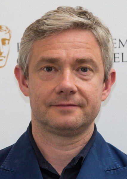 Martin Freeman as The Black Skull in Legends: The Chronicles of Power (2022)