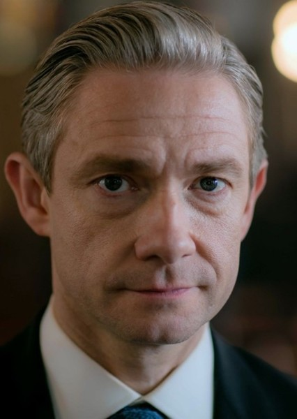 Martin Freeman as Arthur Weasley in The PERFECT Harry Potter Reboot