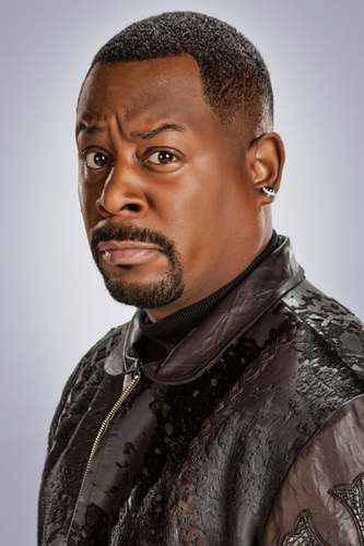 Martin Lawrence as Scuttle in The Little Mermaid (Live Action African American Version)