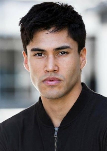 Martin Sensmeier as Thunderbird in X-Force
