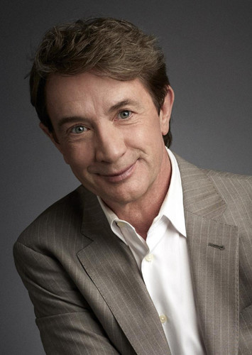 Martin Short as Squilliam Fancyson in Spongebob Squarepants the Musical