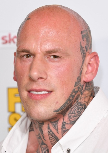 Martyn Ford as Sabretooth in WOLVERINE MCU