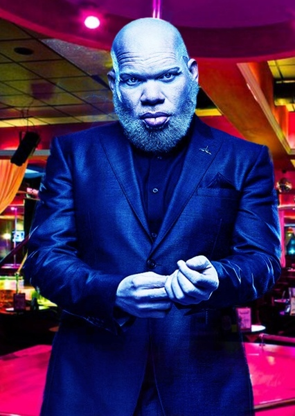 Marvin 'Krondon' Jones III as Lonnie Lincoln in Spider-Man : College Years