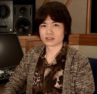 Masahiro Sakurai as Writer in Super Smash Bros: Supreme