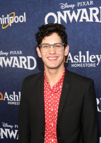 Matt Bennett as Jacob Ben Israel in Glee (Disney & Nickelodeon)