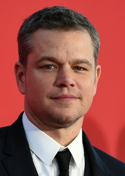 Matt Damon as Bill Clinton in Cast the Presidents of the United States