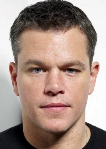 Matt Damon as Private Liebowitz in Ultimate X-Men