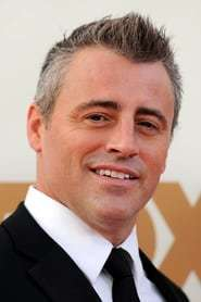 Matt LeBlanc as Peter Lorre in Karloff