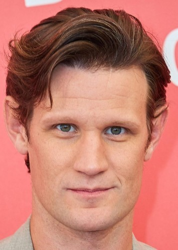 Matt Smith as Talbot in Uncharted
