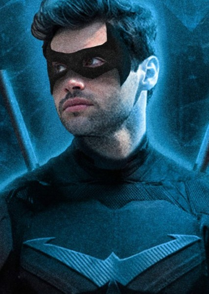 Matthew Daddario as Nightwing in Boy Wonders