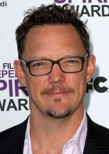 "Matthew Lillard as H.M. ""Howling Mad"" Murdock in The A-Team"