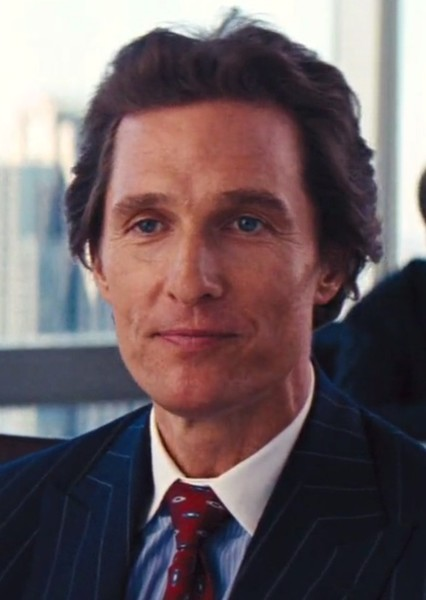 Matthew McConaughey as Will Magnus in The ATOM