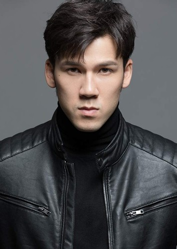Max Huang as Kung Lao in Mortal Kombat 2021 sequel