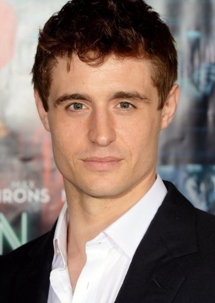 Max Irons as Gideon Lightwood in The Infernal Devices (trilogy)