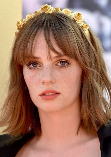 Maya Hawke as Meg Thrombey in Tarantino's Knives Out