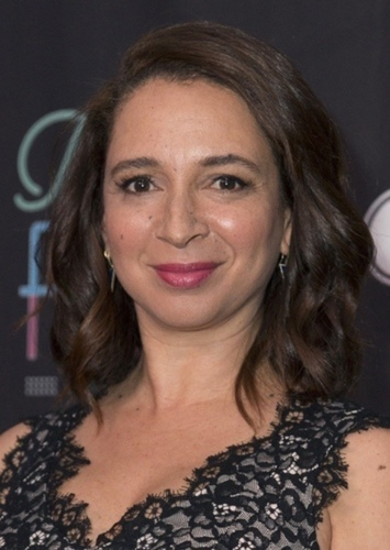 Maya Rudolph as Lachesis in Hercules