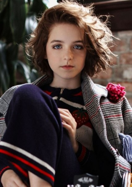 Mckenna Grace as Young Thalia Grace in Riordanverse Fancasting
