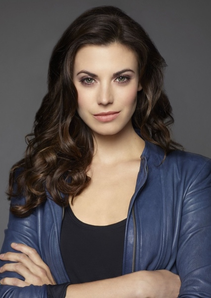 Meghan Ory as Huntress in Gotham City Sirens