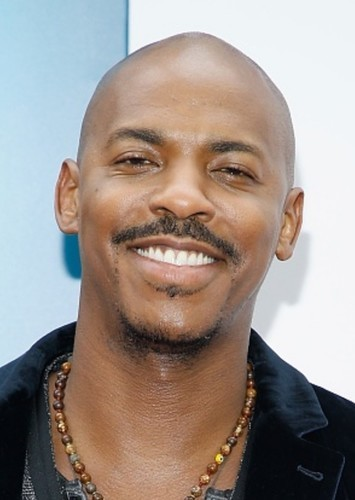 Mehcad Brooks as Jax in Mortal Kombat