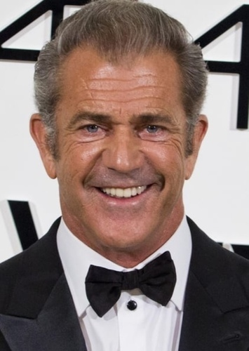 Mel Gibson as Tippy Tinkletrousers in Captain Underpants-20 years later