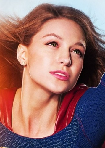 Melissa Benoist as Kara Zor-El in DCEU Rebooted
