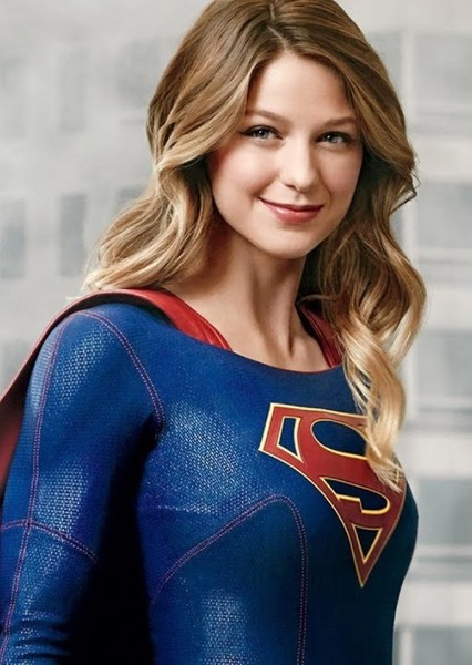 Melissa Benoist as Super girl in Artemis