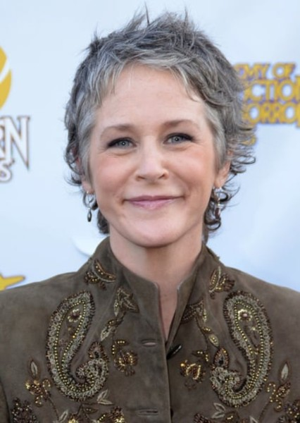 Melissa McBride as Dr Chukwas in Mass Effect 2: Suicide Mission /Fan Cast